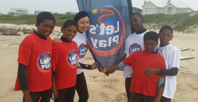 Mandy Weschta and Sea Vista Leaders (sponsored by Supersport Letsplay Tv).